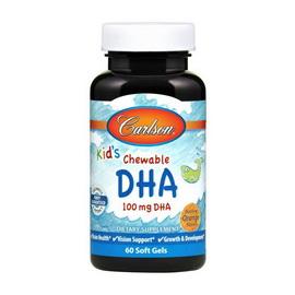 Kid's Chewable DHA 100 mg (60 softgels)