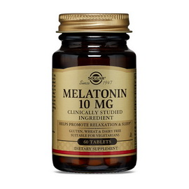 Melatonin 10 mg (60 tabs)