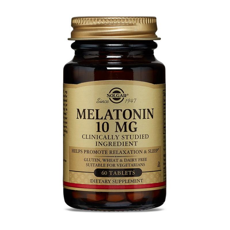 Melatonin 10 mg (60 tabs)