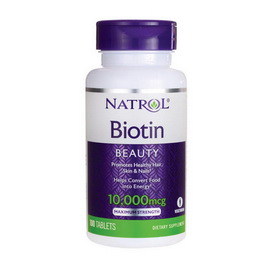 Biotin 10 000 mcg (100 tabs)