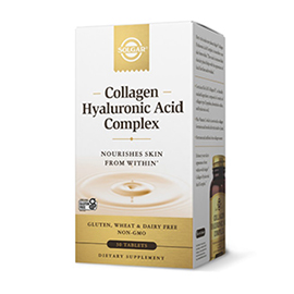 Hyaluronic Acid 120 mg (30 tabs)
