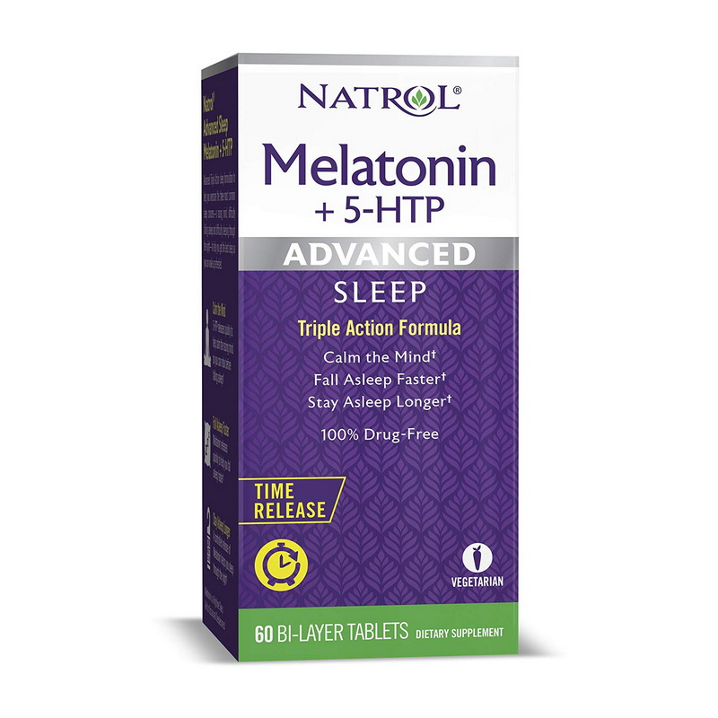 Melatonin + 5-HTP (60 tabs)