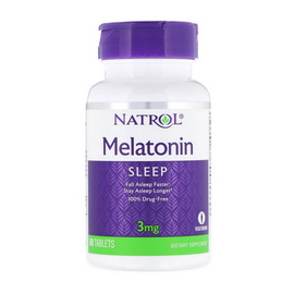 Melatonin 3 mg (60 tabs)