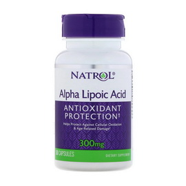 Alpha Lipoic Acid 300 mg (50 caps)