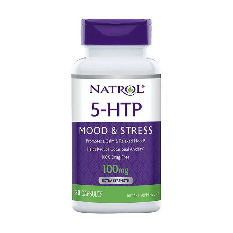5-HTP 100 mg (30 caps)