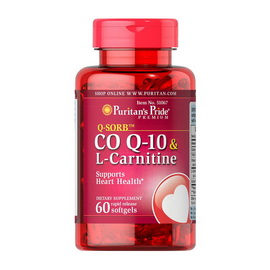 CO Q-10 & L-Carnitine (60 softgels)
