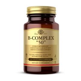 B-Complex 50 (100 veg caps)