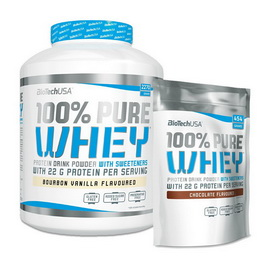 100% Pure Whey (2,27 kg + 454 g)