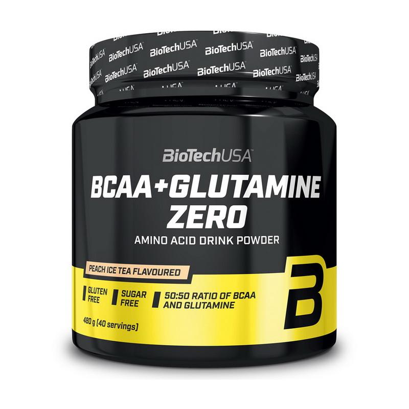 BCAA + Glutamine Zero (480 g)