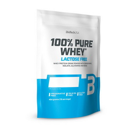 100% Pure Whey Lactose Free (454 g)