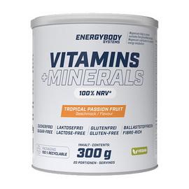 Vitamins + Minerals (300 g)