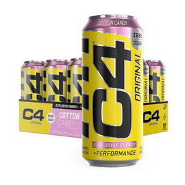 C4 Energy Drink (473 ml)