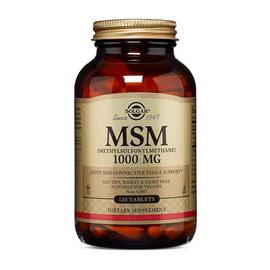 MSM 1000 mg (120 tabs)