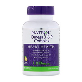 Omega 3-6-9 1200 mg (90 softgels)