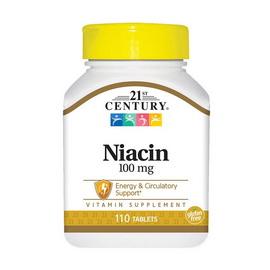 Niacin 100 mg (110 tabs)