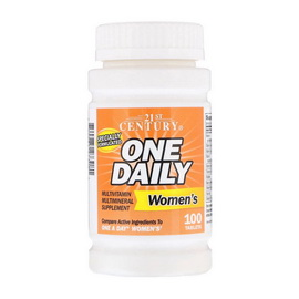One Daily for Women's (100 tabs)