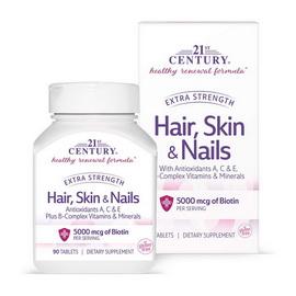 Hair, Skin & Nalis (90 tabs)