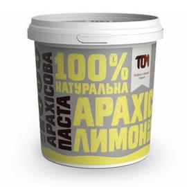 Арахисовое масло с маком, белым шоколадом и лимоном (500 g)