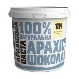 Арахисовое масло кранч с черным шоколад. и солью (1 kg)