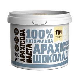 Арахисовое масло кранч с черным шоколад. и солью (300 g)