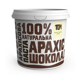 Арахисовое масло с черным шоколадом (1 kg)