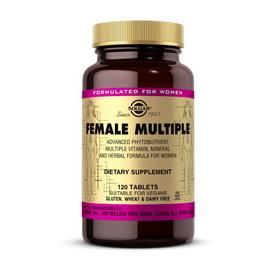 Female Multiple (120 tabs)