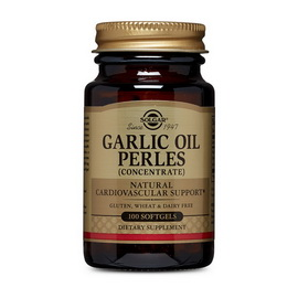 Garlic Oil Perles (100 softgels)