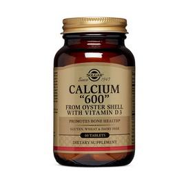 Calcium 600 with Vitamin D3 (60 tabs)