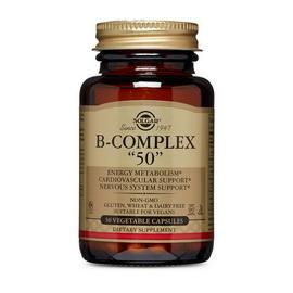 B-Complex 50 (50 veg caps)