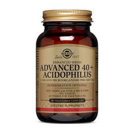 Advanced 40+ Acidophilus (60 veg caps)