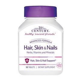 Hair, Skin & Nails (50 tabs)