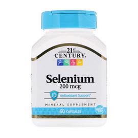 Selenium 200 mcg (60 caps)