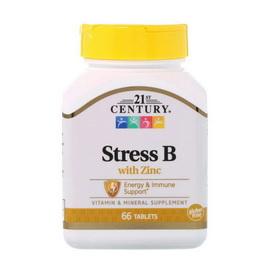 Stress B with Zinc (66 tabs)