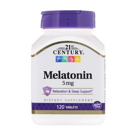 Melatonin 5 mg (120 tabs)