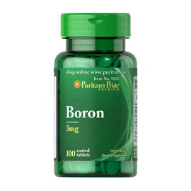 Boron 3 mg (100 tabs)