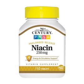 Niacin 250 mg (110 tabs)