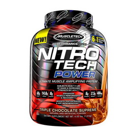NitroTech Power (1,81 kg)