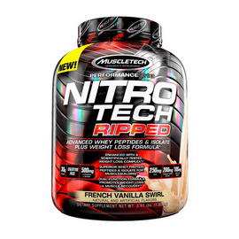 NitroTech Ripped (1,81 kg)