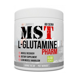 L-Glutamine Pharm Unflavored (300 g)