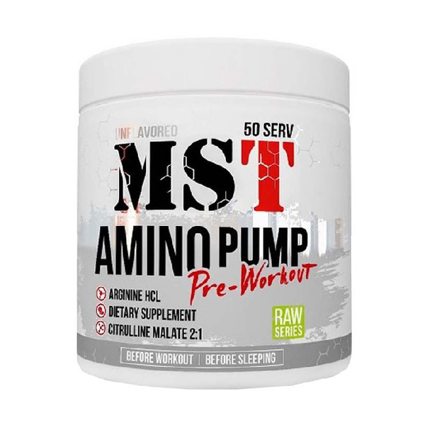 Amino Pump Unflavored (300 g)