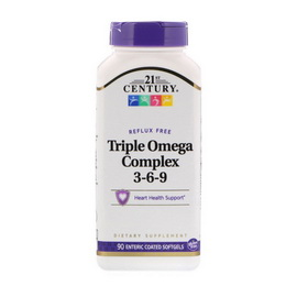 Triple Omega Complex 3-6-9 (90 softgels)