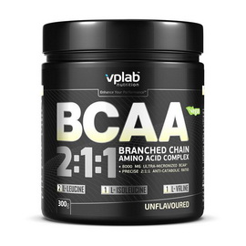 BCAA 2:1:1 Unflavored (300 g)