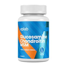 Glucosamine Chondroitin MSM (90 tabs)