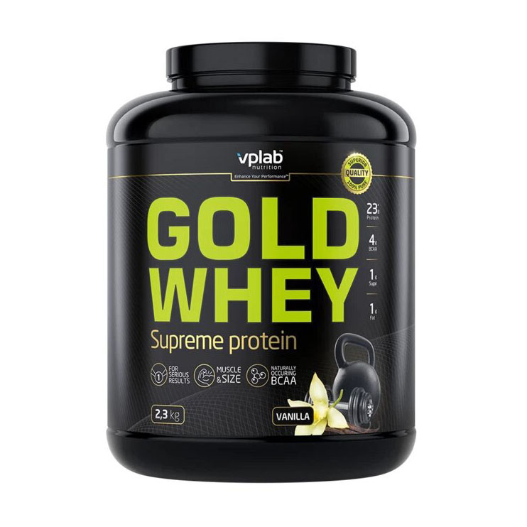 Gold Whey (2,3 kg)