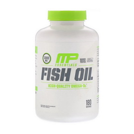 Fish Oil (180 softgels)