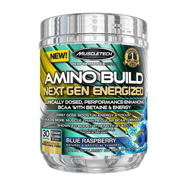 Amino Build Next Gen Energized (284 g)