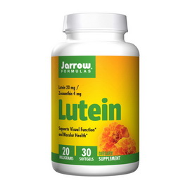 Lutein 20 mg (30 softgels)