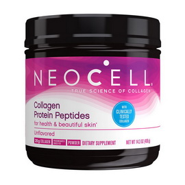 Collagen Protein Peptides Unflavored (406 g)