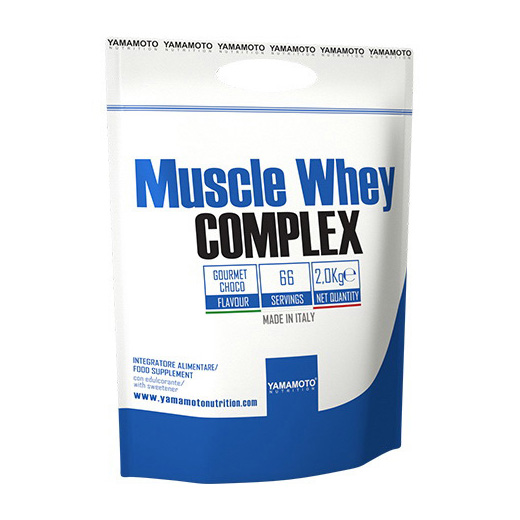 Muscle Whey Complex (2 kg)