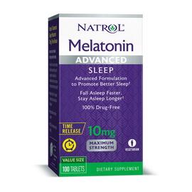 Melatonin Advanced 10 mg Time Release (100 tabs)